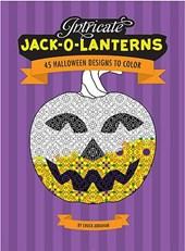 Intricate Jack-O-Lanterns