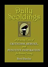 Daily Scoldings | Beryl Barclay |