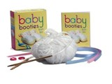 Baby Booties Knit Kit | auteur onbekend |