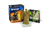 Doctor Who Illustrated Book and Light-Up Weeping Angel