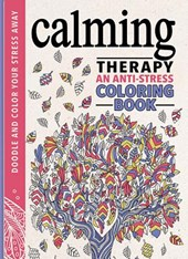 Calming Therapy Adult Coloring Book