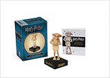 Miniture editions Harry potter: talking dobby and collectable book | Running Press |