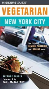 Vegetarian New York City | Suzanne Gerber |