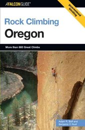 Rock Climbing Oregon