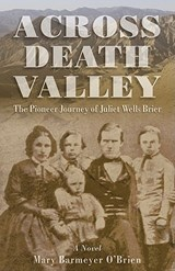 Across Death Valley | Mary Barmeyer O'brien |