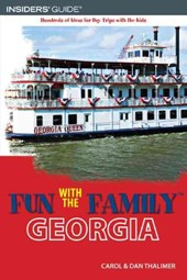 Insiders Guide Fun With the Family Georgia