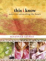 This I Know | Susannah Conway |