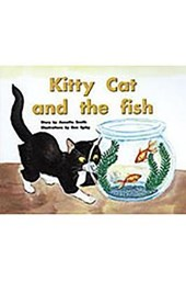 Kitty Cat and the Fish