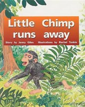 Little Chimp Runs Away | Jenny Giles |