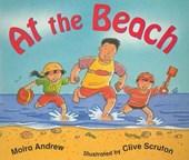At the Beach, Grade K