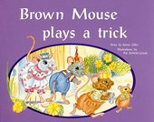 Brown Mouse Plays a Trick