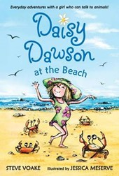 Daisy Dawson at the Beach