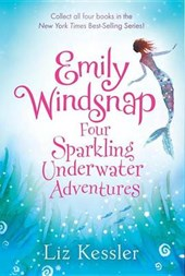 Emily Windsnap Four Sparkling Underwater Adventures