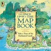 The Once Upon a Time Map Book Big Book