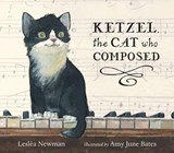 Ketzel, the Cat Who Composed | Leslea Newman |