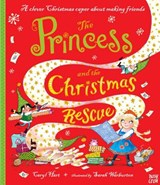 The Princess and the Christmas Rescue | Caryl Hart |