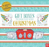 Gift Boxes to Decorate and Make Christmas
