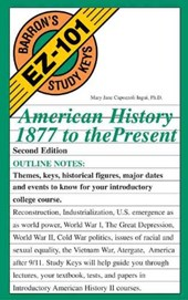 American History, 1877 to the Present