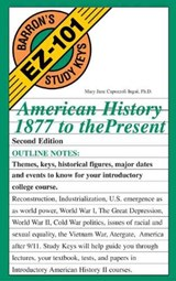 American History, 1877 to the Present | Mary Jane Capozzoli Ingui |