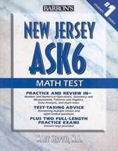 Barron's New Jersey Ask6 Math Test