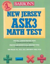 Barron's New Jersey Ask3 Math Test | Dan Nale |