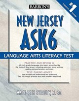 Barron's New Jersey Ask6 Language Arts Literacy Test | MaryBeth Byrouty |