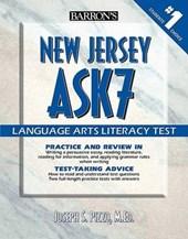 Barron's New Jersey Ask7 Language Arts Literacy Test