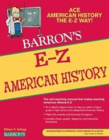 Barron's E-Z American History | William O. Kellogg |