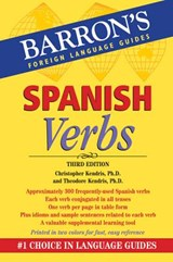 Spanish Verbs | Kendris, Christopher ; Kendris, Theodore |