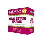 Barron's Real Estate Exams | Friedman, Jack P., Ph.D. |