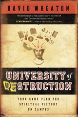 University of Destruction | David Wheaton |