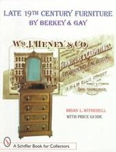 Late 19th Century Furniture by Berkey & Gay
