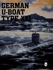 German U-Boat Type XXI | Siegfried Breyer |