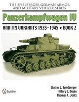 The Spielberger German Armor and Military Vehicle Series | Walter J. Spielberger |