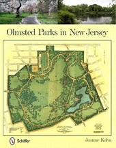 Olmsted Parks in New Jersey | Jeanne Kolva |