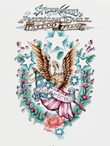 Spider Webb's American Eagle Tattoo Flash | Spider Webb |