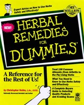 Herbal Remedies For Dummies | Christopher Hobbs |