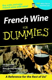 French Wines for Dummies | Mccarthy, Ed ; Ewing-Mulligan, Mary |