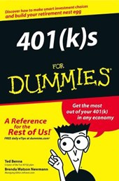 401(k)s For Dummies | Ted Benna |
