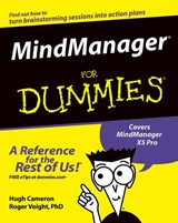 MindManager For Dummies | Hugh Cameron & Roger Voight |