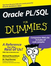 Oracle PL / SQL For Dummies | Michael Rosenblum |
