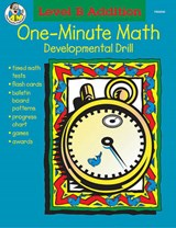 One-Minute Math, Level B Addition, Sums 11-18 |  |