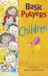 Basic Prayers for Children