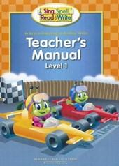 Sing, Spell, Read & Write Teacher's Manual, Level