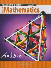 MCP Mathematics, Level E