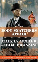 The Body Snatchers Affair | Marcia Muller |