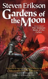 Gardens of the Moon | Steven Erikson |
