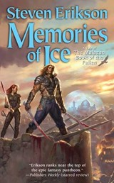 Memories of Ice | Steven Erikson |