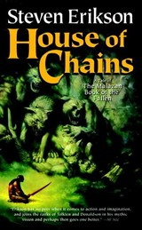 House of Chains | Steven Erikson |