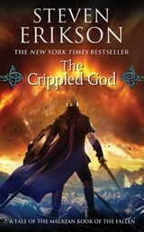 The Crippled God | Steven Erikson |